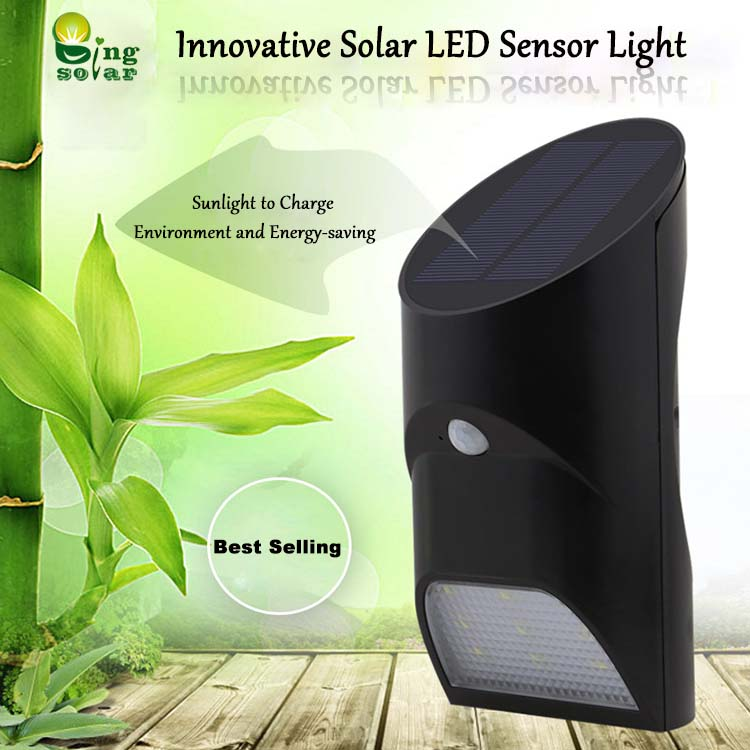 1W Motion Sensor LED Light with Human Body Induction