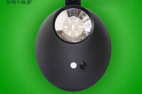 2W Outdoor Motion Lights Sensor with Lighting-Operation