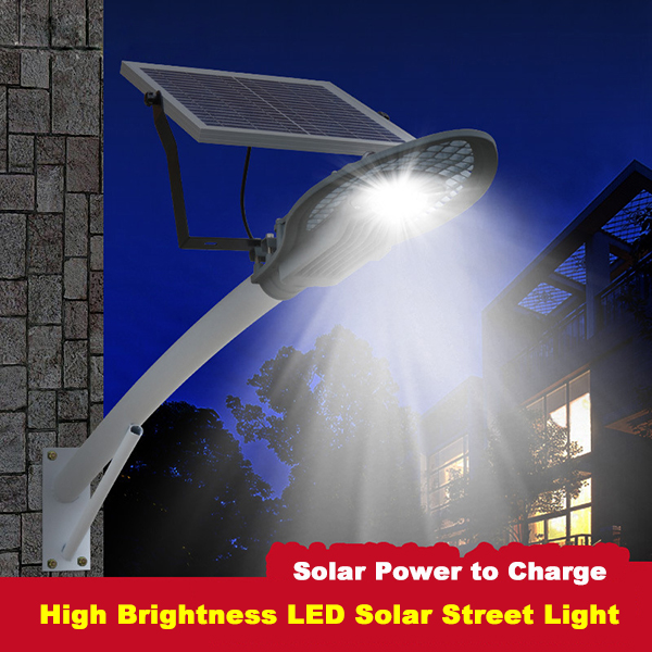 20W Solar Powered Street Lights for Night Lighting