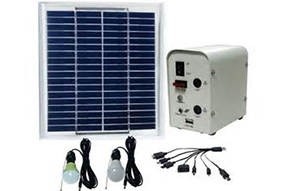 What is solar home lighting system ?