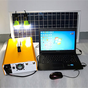500W Multi-function Solar Electric Power Generation with AC& DC Output