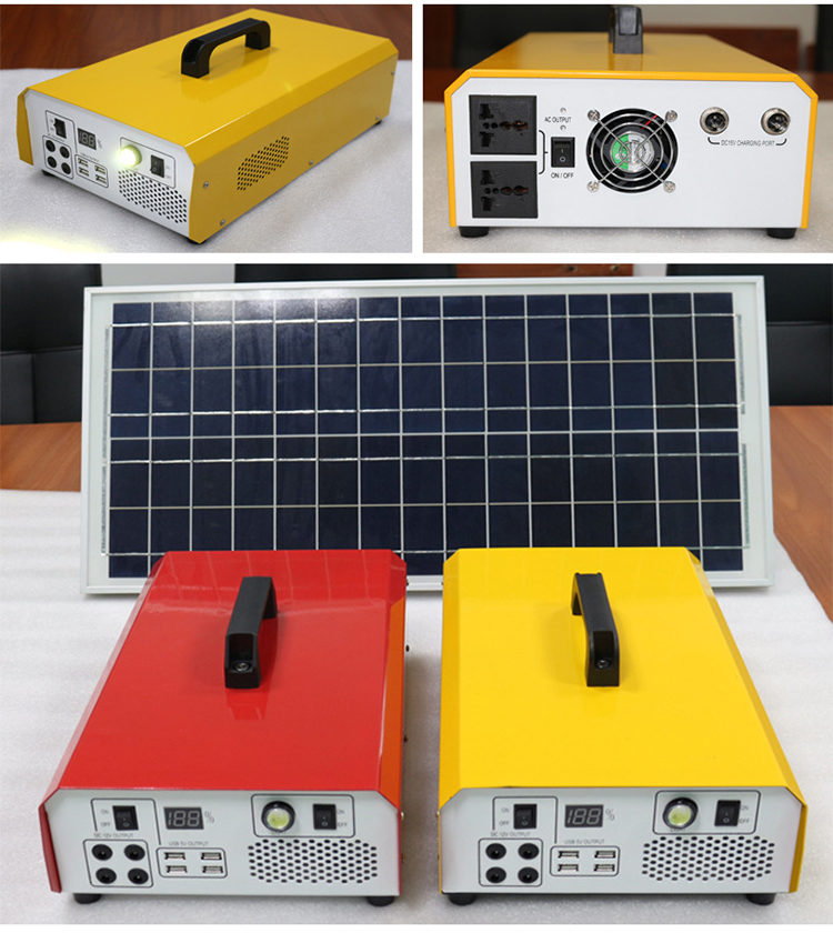 Multi Function Solar Electric Power Generation With Ac Amp Dc