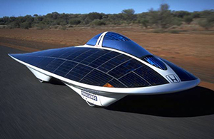 Why solar car is not popular in current market ?