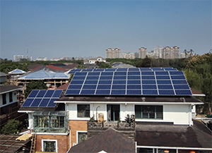 Why is home solar power system being greatly developing ?