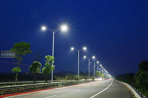 solar street light-illumination