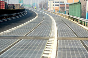 The Report and Collection for Solar Roadway or Highway