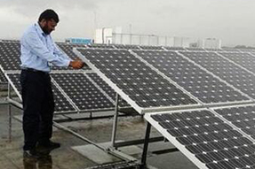 The Development of Indian solar generation is No.3 in the World