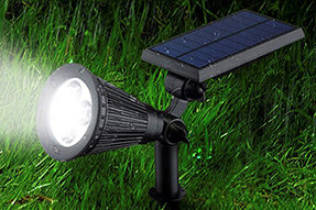 What is Current Market Development for Solar Lawn Light ?