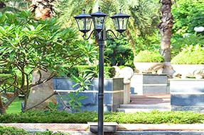 How Much is for 3W Solar LED Garden Light ?