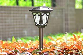 Why Should We Choose Motion Sensor Solar Garden Light ?