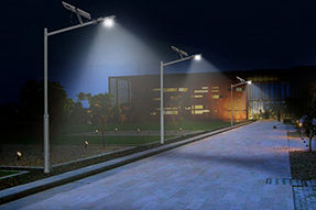 Why is All in One Solar Street Light So Popular in Market ?