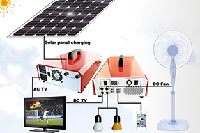 Reveal Unbeknown Details for Small Solar Power System