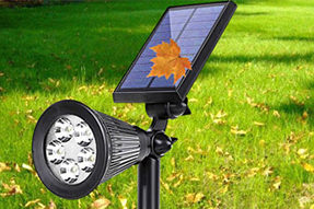 How to Buy a Better Solar Lawn Lamp ?