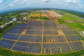 Solar Power Generation Might Change Current Energy Industrial Structure