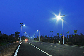 How is market prospect for solar street light ?