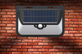 Do you know what is Solar Wall Light With Motion Sensor ?