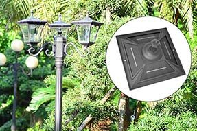 What Factors would influence the lifespan of outdoor solar landscaping light ?