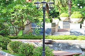 What Should be Noticed When to Install Outdoor Decorative Solar Landscape Light ?