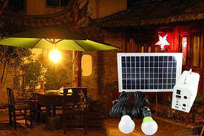 I want to buy a set of small home solar power system, how much should be paid ?