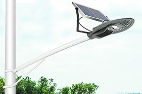 Why should solar street light choose lithium battery as power storage ?