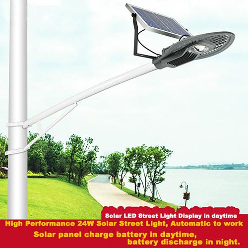 solar street light lithium battery