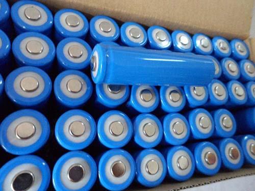 LED solar street lamp lithium battery