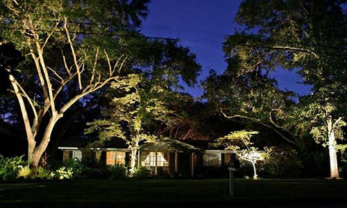 outdoor LED landscape light