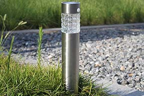 What is price for stainless steel solar lawn light?