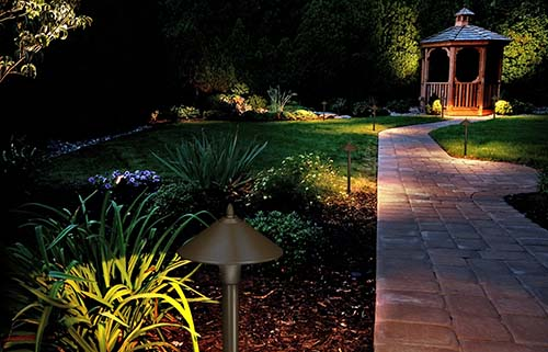LED Garden Light & Landscape Light