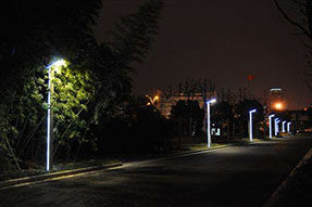 Why has LED garden light replaced traditional lighting source?