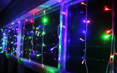 LED lighting decoration