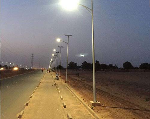 lighting market in Africa