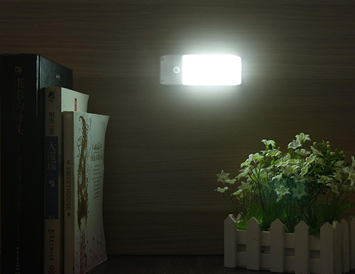 PIR LED Lamp
