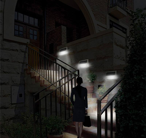 PIR LED Motion Sensor Light