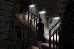 What is difference for PIR LED motion sensor light and traditional motion sensor light?