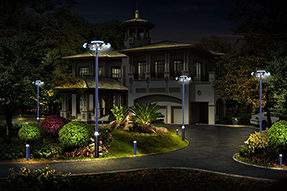 Why can solar garden light occupy the market share of traditional LED garden light?