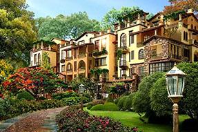 Should my villa install solar garden light for courtyard lighting decoration?