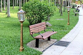 Do you know how to classify outdoor LED lighting fixture?