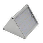 solar LED wall light