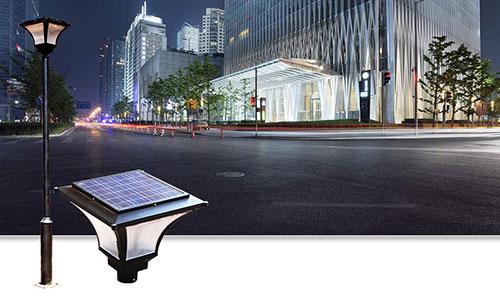 Solar Powered Outdoor Garden Lights