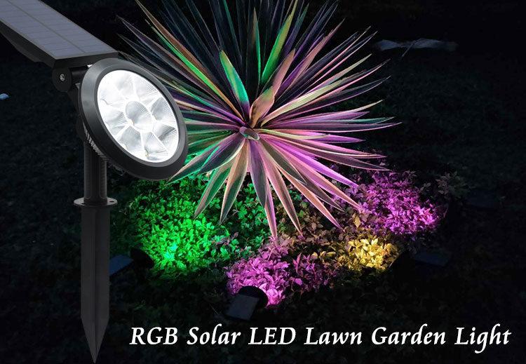 lawn solar garden light